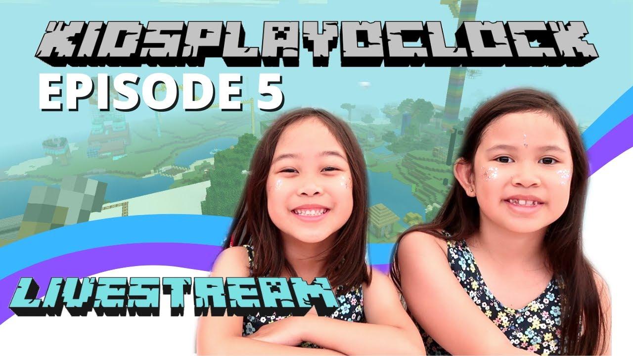 Secret Places - Episode 5 Kids Play O'clock Live Stream
