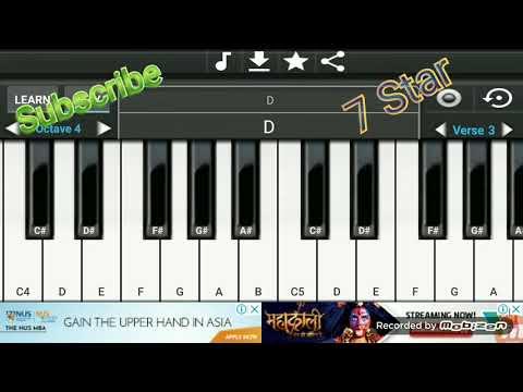 Suraj Hua Matham Instrumental Ringtone