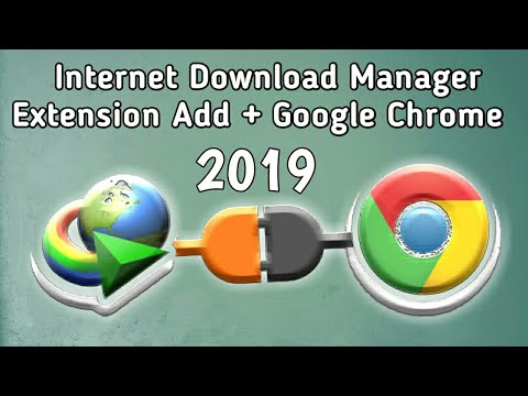 IDM Why Not Work (internet download manager) 100%working Trick Extension To  Google Chrome 2019