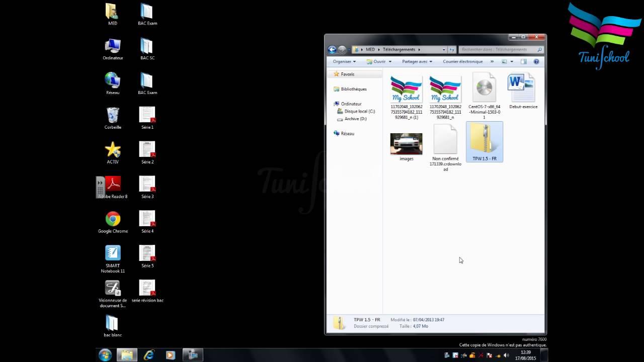 tpw 1.5 gratuit pour windows 7 32bit