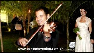 Concert Eventos - When you wish upon a star (violino e piano)