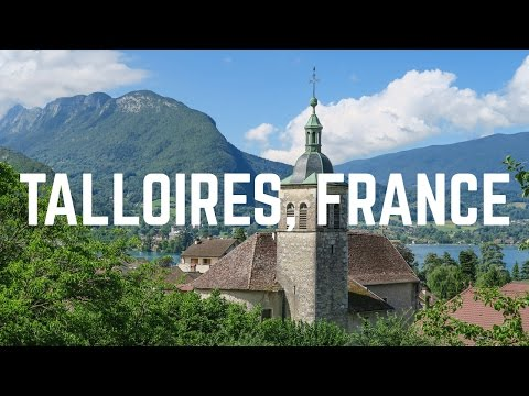 Talloires, France | A Lovely French Resort Town on Lake Anne