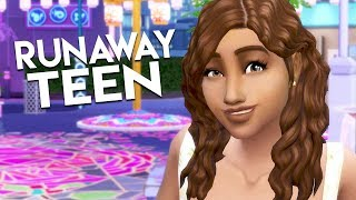 major house upgrades the sims 4 runaway teen challenge 12