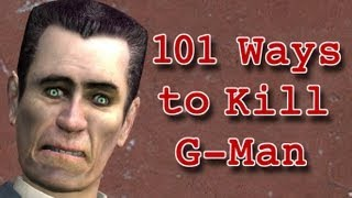 101 Ways to Kill G-Man