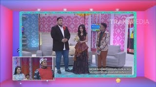 Download Video BROWNIS - Momen Kebersamaan Igun & Ayu Selama Perjalanan Brownis (16/10/18) Part 2 MP3 3GP MP4