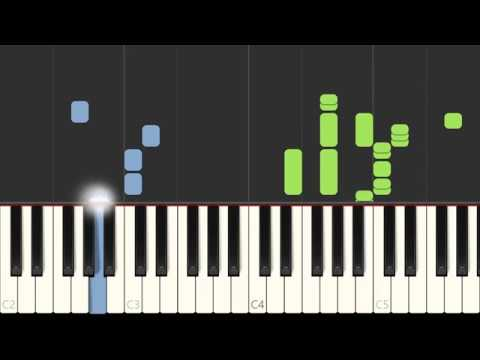 """Queen """"Another One Bites The Dust"""" Piano, Free Sheet Music + Chords"""