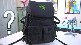 What's in my Ultimate Gamer's Backpack?