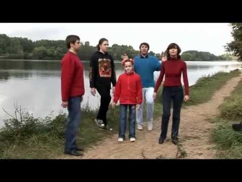 Гимнастика синхронно в унисон в группе(24 мин.)
