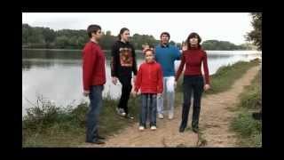 Гимнастика синхронно в унисон в группе(24 мин.)(На основе оригинального видеофильма с М.Н.Щетининым(ООО