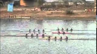 kayak ballet 83rd Regatta COEP boat club