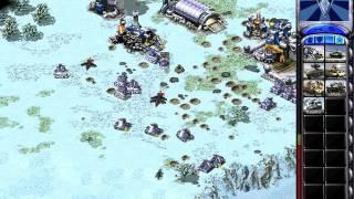 C&C Red Alert 2 Megapack Challenge 1v7 - Heck Freezes Over - British