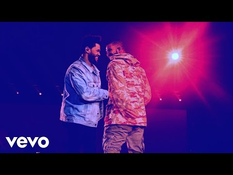 Drake brings out The Weeknd @ Boy Meets World Tour 2017