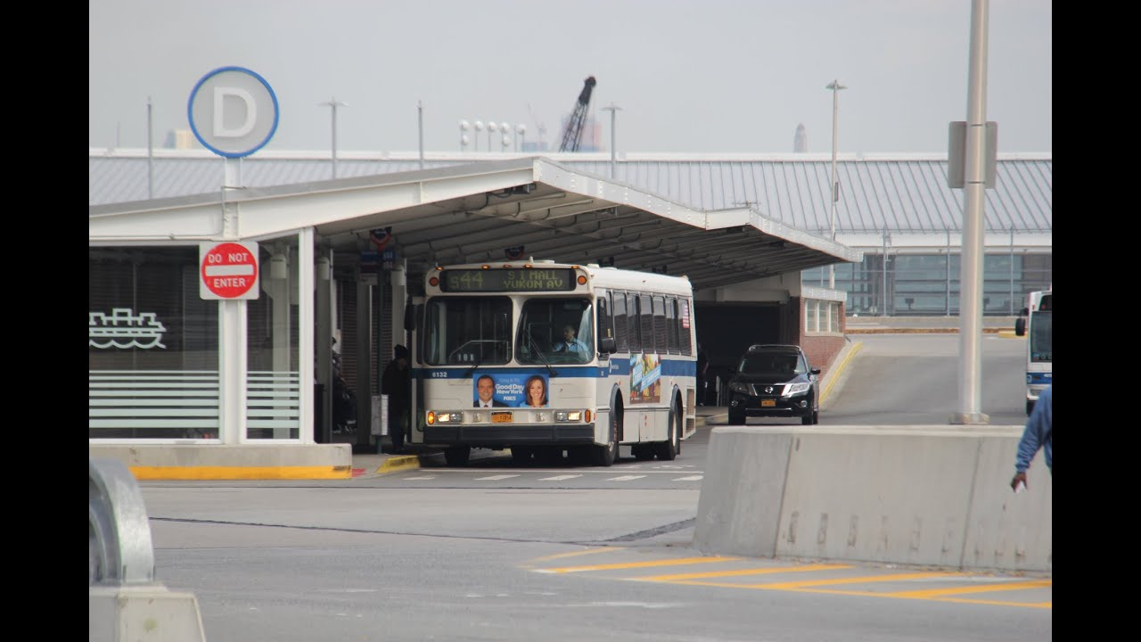 S44 Bus Time >> Orion V S44 Leaving St George Ferry Terminal