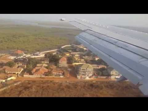 Landing at Conakry Airport... Enjoy 224. #Africa #Guinea #Conakry