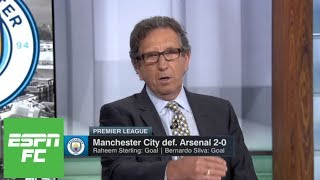 Manchester City's win over Arsenal, Premier League team of the week [Analysis]   ESPN FC