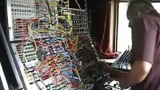 Steevio-Live Modular Techno / Freeform studio jam pt2 / short