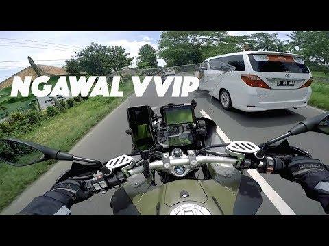 LUMAJANG - JEMBER Di Susul Rombongan VVIP TOUR DE INDONESIA