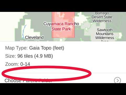 GAIA GPS Videos - Wilderness Basics Course | San Diego, CA