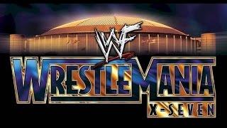 WWE 2K14 - Wrestlemania 17 - Highlights
