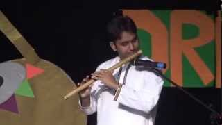 Traditional Istrument, Flute: OU SAB Bangladesh Night 2013