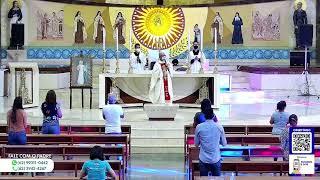 Santa Missa às 15h  - 15/07/2020 - AO VIVO