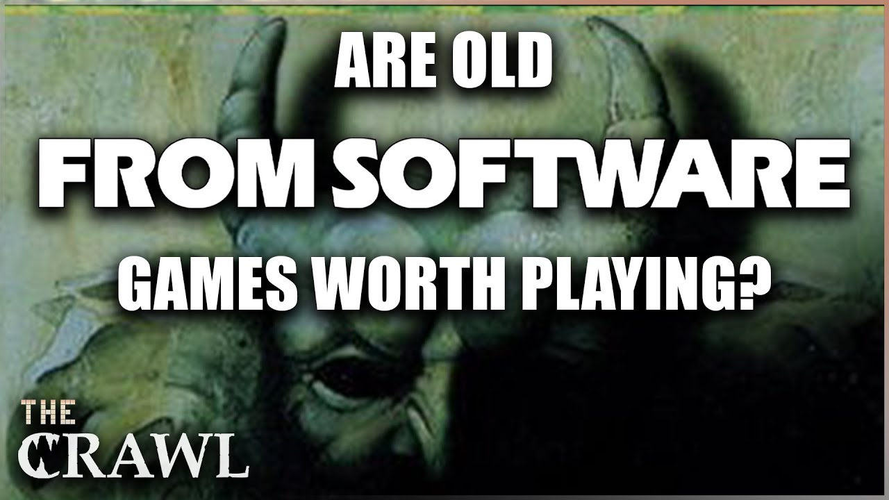 Are From Software's Pre-Souls Games Still Worth Playing?