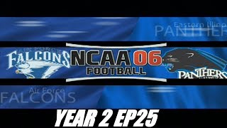 CAN WE CLUTCH IT -  EASTERN ILLINOIS DYNASTY - NCAA FOOTBALL 06 - EP25