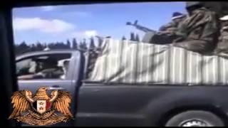 رشو الورد ورشو الرز طل علينا جيش العز