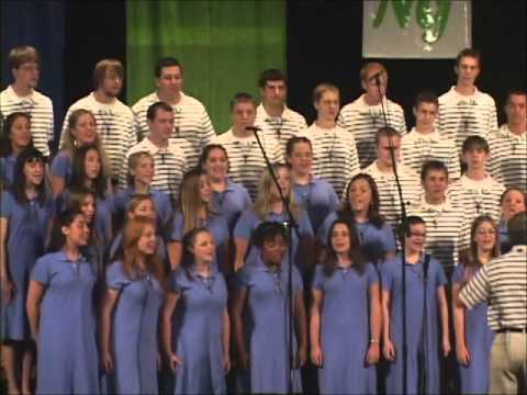 Let Christ Be Born In You--New Generation Singers