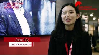 Patrik Wermelinger - Switzerland Global Enterprise, Jane Ng - Swiss Business Hub in Singapore