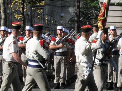 Le Boudin - Instrumental Version March of the French Foreign Legion