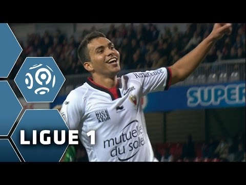 Carlos Eduardo scores FIVE goals for Nice vs Guingamp: Week 11 / 2014-15