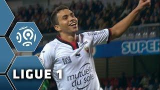 Carlos Eduardo scores FIVE goals for Nice vs Guingamp: Week 11 / 2014-15