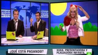 SLQH: Patricia Conde enseña el sujetador