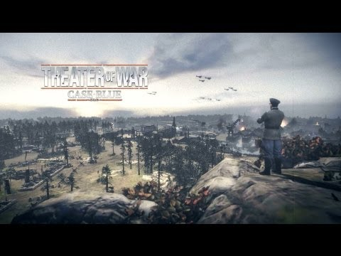 Coh 2 Case Blue : Company of heroes case blue trailer youtube