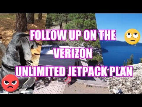 FOLLOW UP REVIEW OF THE VERIZON PREPAID UNLIMITED JETPACK PLAN