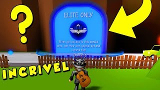SEE WHAT'S INSIDE THE DASHING SIMULATOR-ROBLOX ELITE ACCESS