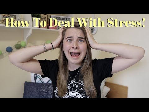 Are Exams STRESSING YOU OUT?! Here's How To Deal With It....