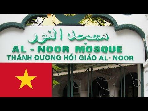 Muslim Traveller in Vietnam-Masjid Al Noor @Hanoi