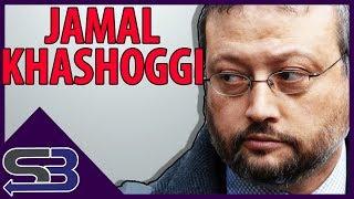 Jamal Khashoggi: What's Going On?
