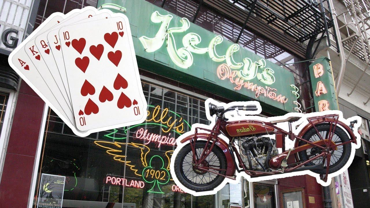 Historic Portland - Kelly's Olympian Bar