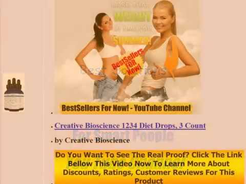 Top 5 Creative Bioscience 1234 Diet Drops Review Or Weight Loss Products That Work Fast 005