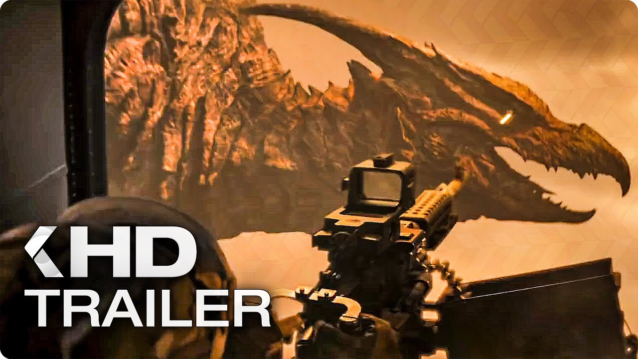 Godzilla 2 King Of The Monsters 6 Minutes Trailers 2019