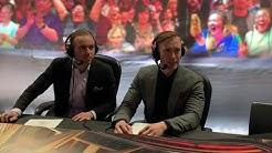 Deutsche Kommentatoren auf Zeitreise: WrestleMania Axxess (DEUTSCH)