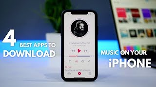 Top 4 best apps to download music on your iphone ,ipad, ipod from app store. ✅giveaway : https://www.bawios.com/news/giveaway/ musicpleer https://musicplee...
