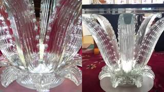The Incredible & Renowned Cactus Table By Lalique Of France