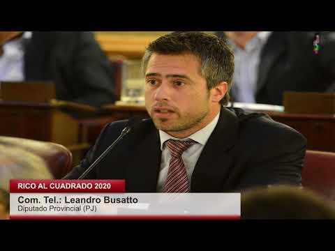 Busatto: No vinimos a cogobernar con el socialismo