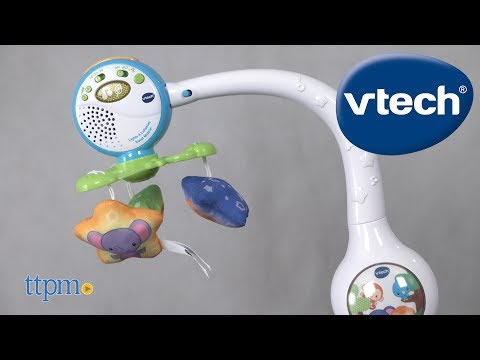 Lights And Lullabies Travel Mobile From VTech