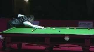 2011 - Ronnie and Jimmy in Blackburn, 6 centuries in 8 frames!