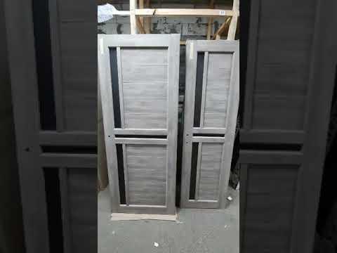 Двери Корфад SC-04 еш вайт BLK размер 800 и 600 сравнение